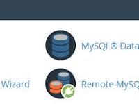 Cara Menggunakan Database MySQL Dari Hosting Lain