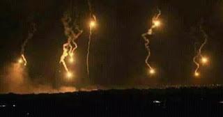 Πυραυλικές επιθέσεις