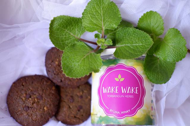Wake Wake Cookies Booster ASI