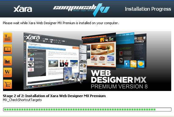 XARA Photo Web Designer Pro 3 en 1 v8.1.3 Descargar 1 Link