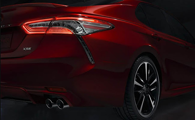 2019 Toyota Camry Price in Pakistan