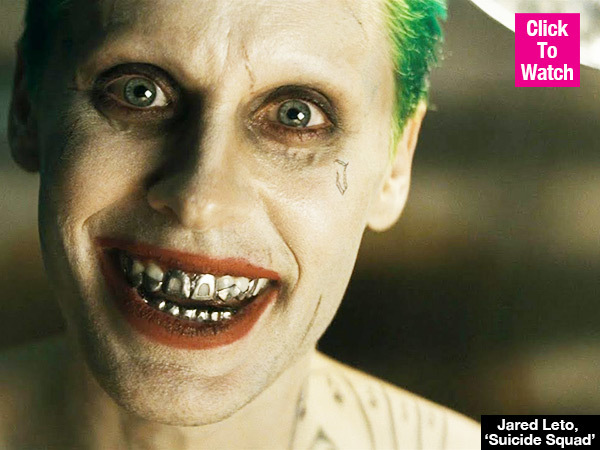Jared Leto Teases Joker Spinoff Movie: 'Suicide Squad' Is Just An 'Introduction'