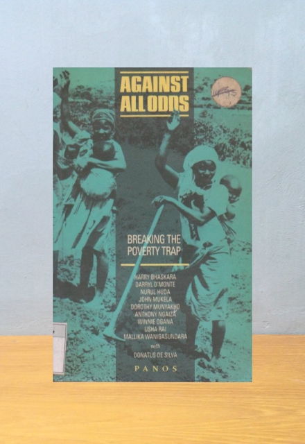 AGAINST ALL ODDS, Harry Bhaskara