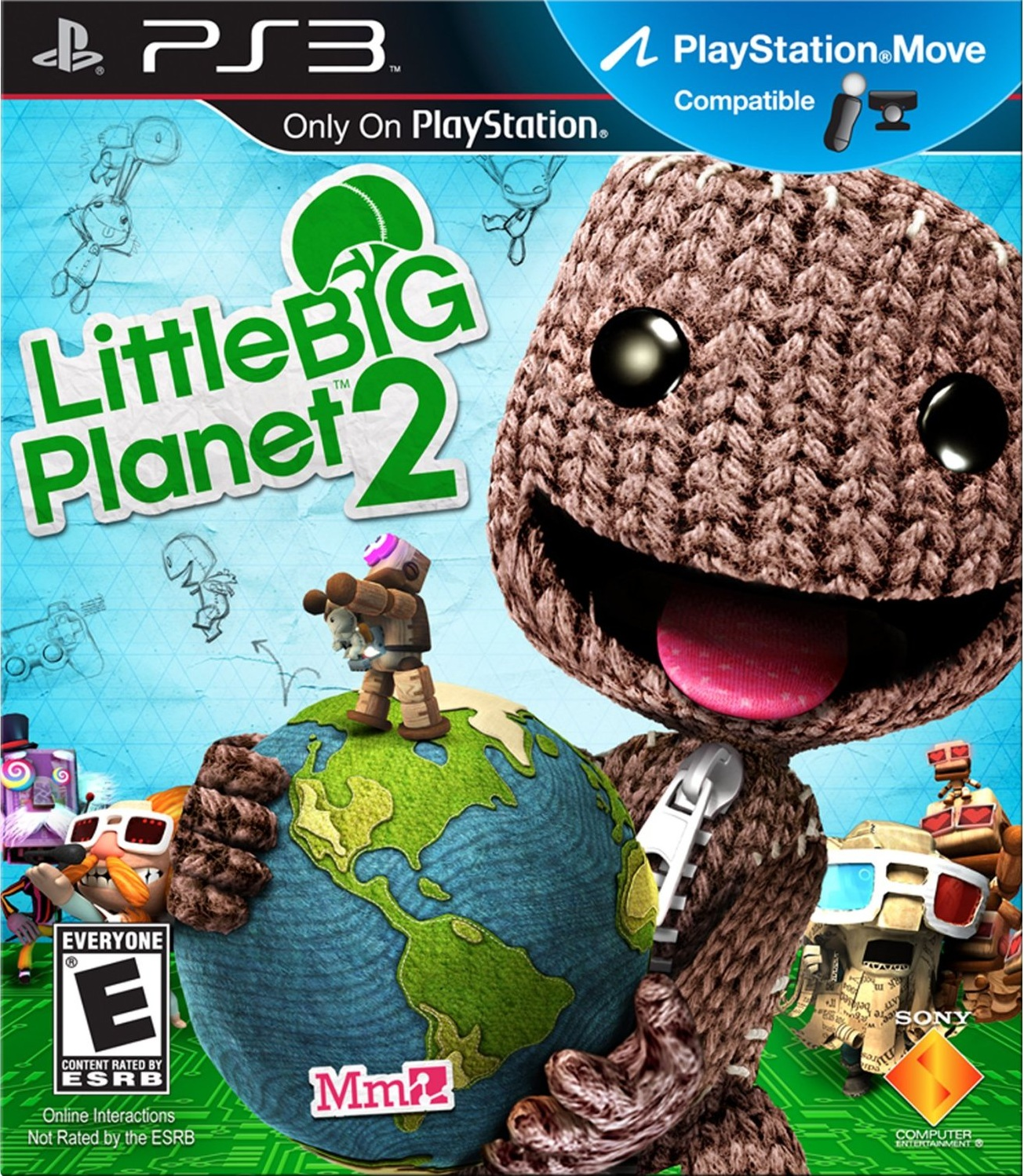 LittleBigPlanet 3 Game | PS4 - PlayStation