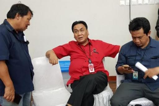 Cagub Sumbar Mulyadi Kembalikan SK Dukungan, PDIP Singgung Keteguhan Paslon