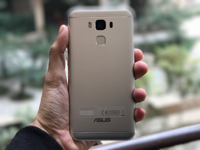 Asus ZenFone 3 Max ZC553KL Review - The smartphone that can end all your battery woes but for a slight premium