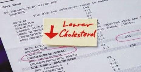 terhindar dari penyakit kolesterol
