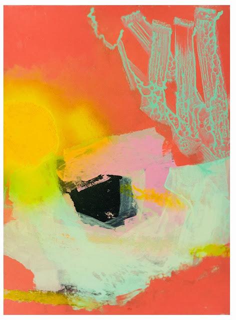 Kelly Prinn art titled Solitude No 16