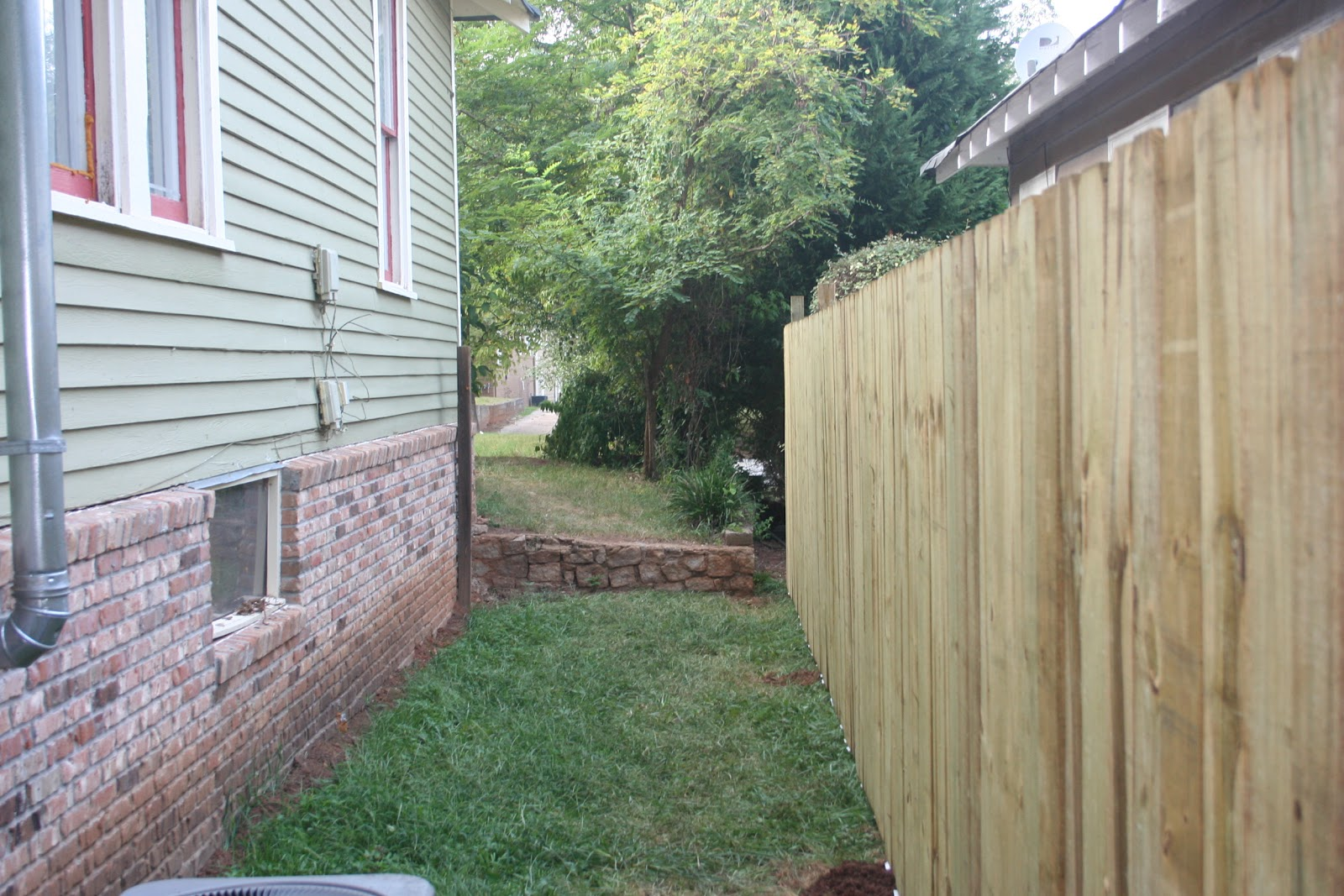 OurHouse: Fence Extension