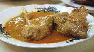 Resep Gulai Ayam Padang Enak