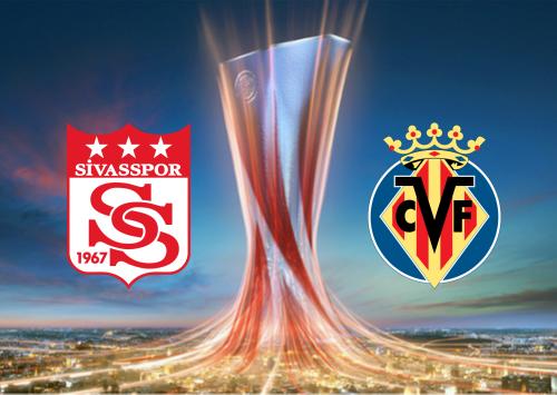 Sivasspor vs Villarreal -Highlights 03 December 2020
