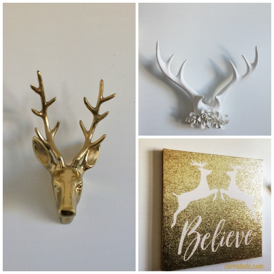 Holiday Decorating with Deer