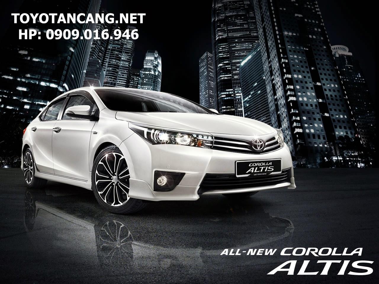 Toyota Corolla Altis 2015 đang là một trong những mẫu xe bán chạy nhất tại Việt Nam khi mới ra mắt không lâu.