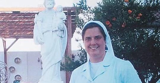 Madre Ana Peinado Torredonjimeno