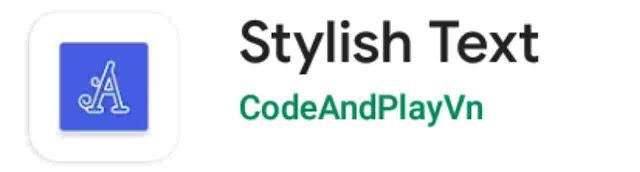 Stylish text