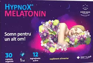 pareri forum hypnox melatonin somnifere naturale puternice