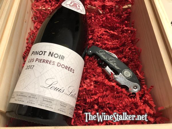 Lois Latour Les Pierres Dorées Pinot Noir 2017