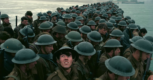 Reviu : Dunkirk, Christopher Nolan