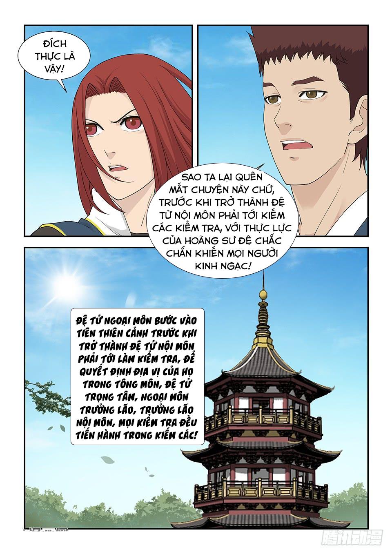 Kiếm Nghịch Thương Khung Chapter 124 video - Hamtruyen.vn