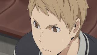 ハイキュー!! アニメ 3期7話 月島明光   Karasuno vs Shiratorizawa   HAIKYU!! Season3