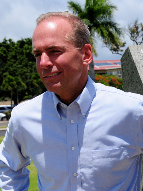 Boeing fired CEO Dennis Millenberg