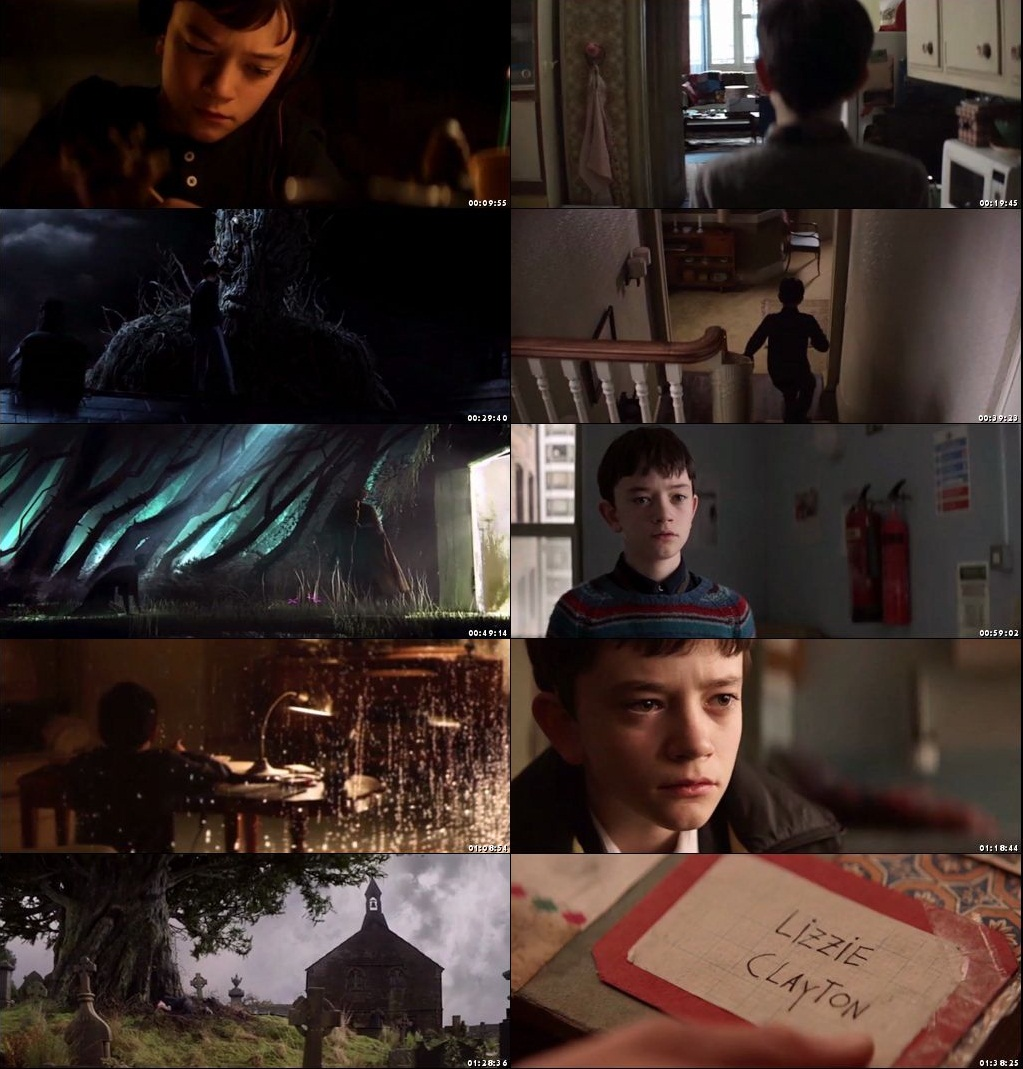 A Monster Calls 2016 Full Movie DVDScr English x264 1Gb