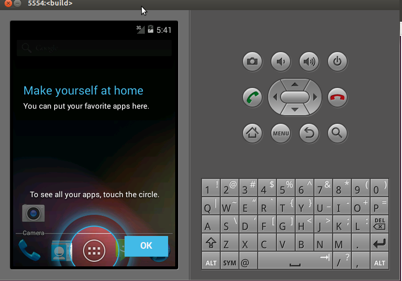AOSP KitKat Emulator - First impression | ronubo TechStuff