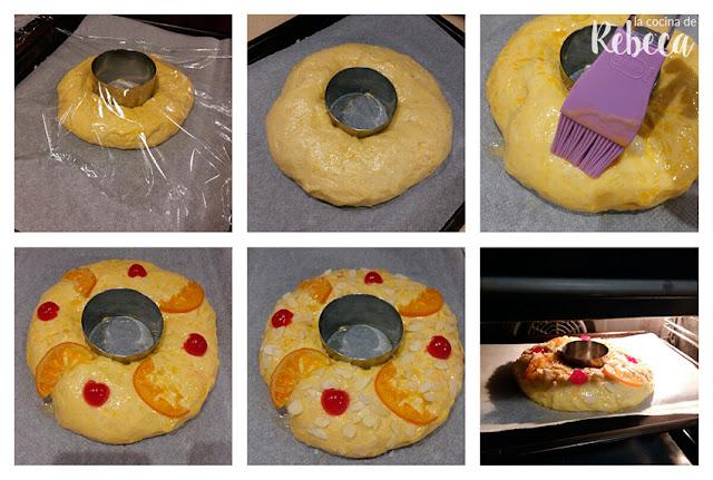 Receta de roscón de Reyes 10