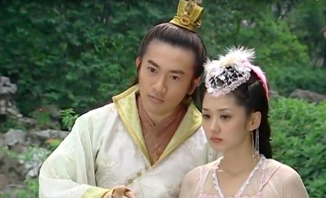 Alec Su and Jang Nara in My Bratty Princess