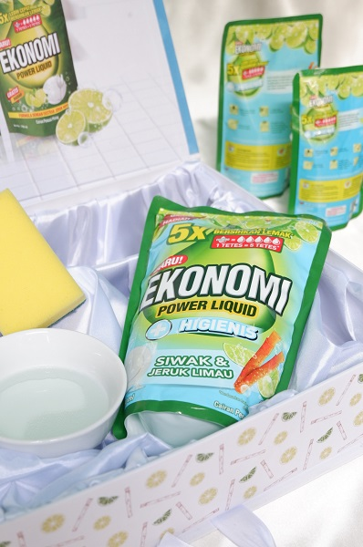 Ekonomi Power Liquid Higienis