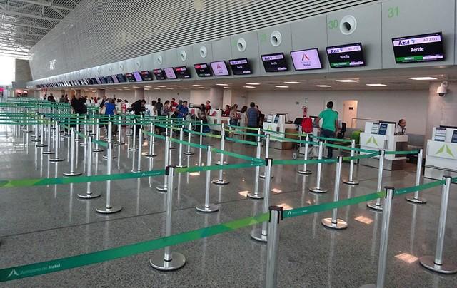 Governadora solicita à Anac cancelamento de voos internacionais com destino ao RN