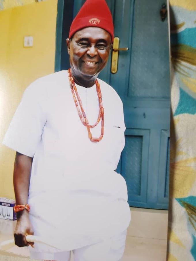 Ichie Clement Okwuego, uncommon leader