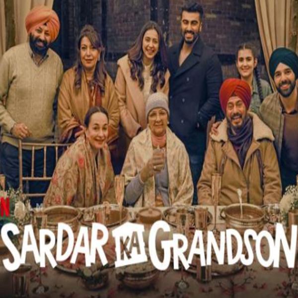 Sardar Ka Grandson ( 2021 )