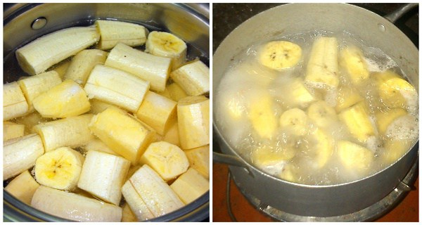 Boil Some Bananas before Going to Bed, Drink the Liquid and You Will Be Amazed With the Results