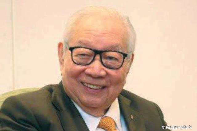 Teh Hong Piow, $4.85 Bil