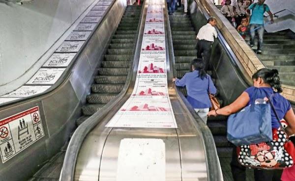 """""""Yael me pregunta si le crecerá su manita"""", narra padre de niño lesionado en el Metro"""