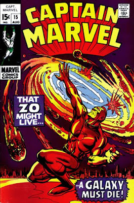 Captain Marvel #15, That Zo might live