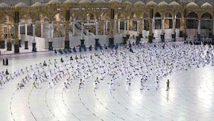 Arab Saudi Kembali Hentikan Visa Umrah Bagi Jamaah Asal Indonesia
