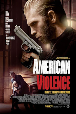 American Violence 2017 DVDR R1 NTSC Sub