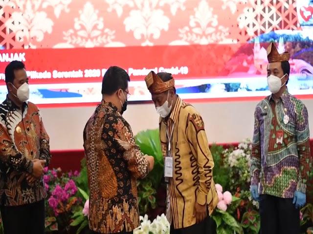 Pjs Gubernur Provinsi Kepri Dr.Drs.Bahtiar Baharuddin,M,S