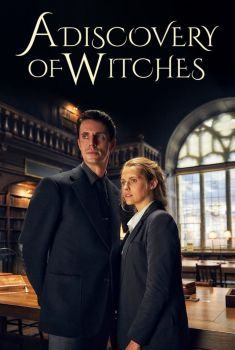 A Discovery of Witches 1ª Temporada Torrent - WEB-DL 720p/1080p Legendado