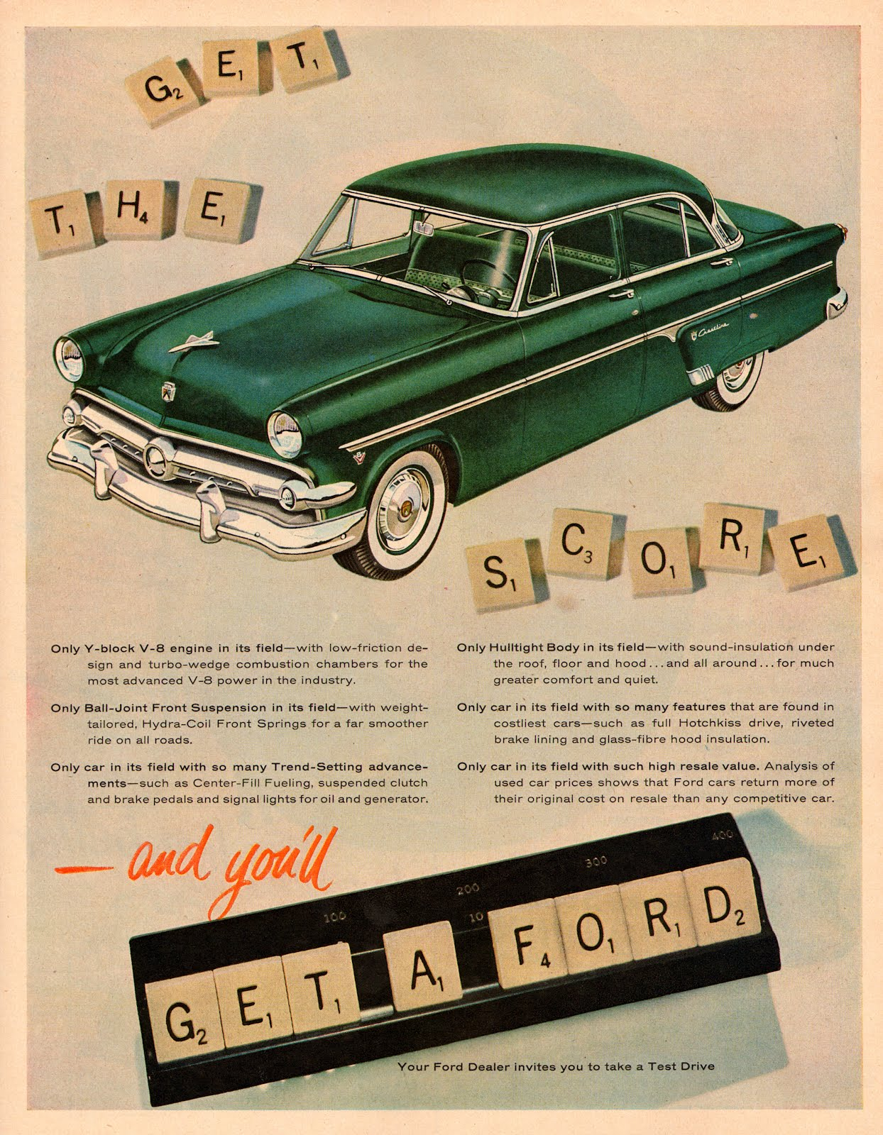 Vintage Automobile Ads Vintage Everyday