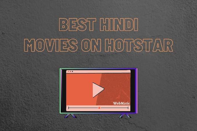 5 Best Hindi Movies on Hotstar