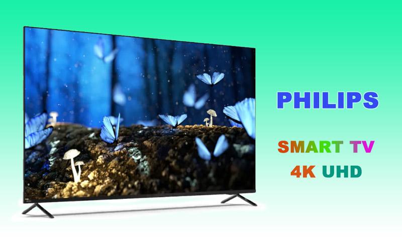 philips 4k smart tv