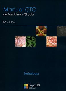 Libros de Medicina en pdf Nefrología Cto 8 Libros Digitales