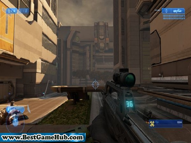 Halo 2 Full Version PC Game Free Download 100% Working