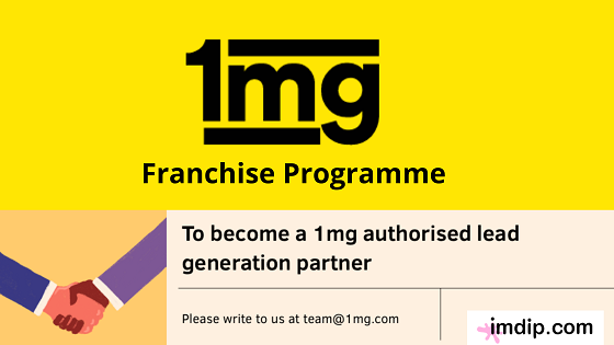 1mg pharmacy franchise business- Cost, investments