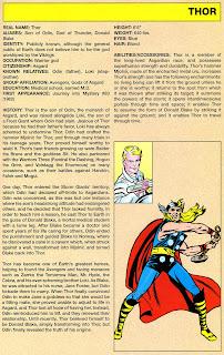 Thor Superheroe