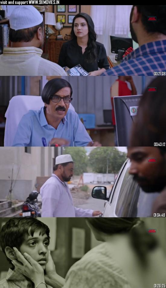 Asuraguru 2020 Hindi Dubbed 480p HDRip 300MB