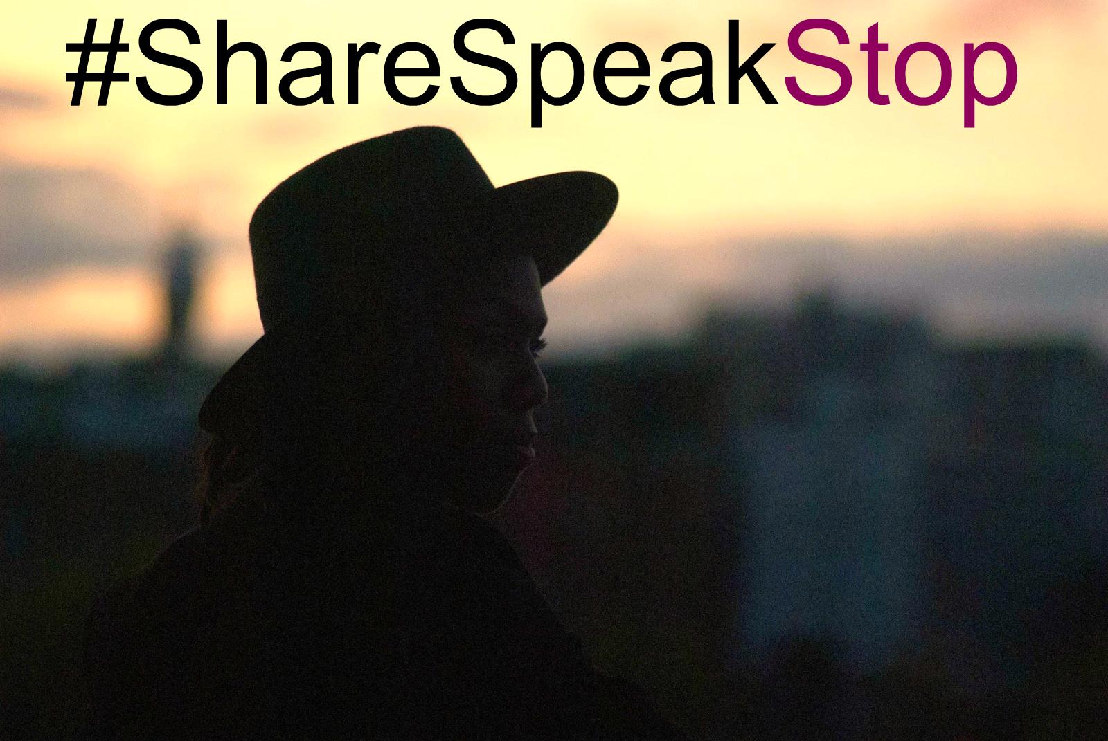 World Mental Health Day #ShareSpeakStop